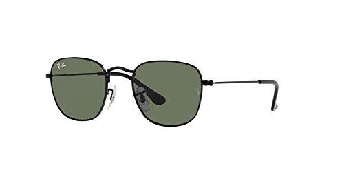 Ray-Ban 0RJ9557S Gafas, Black, 46 Unisex Adulto