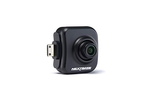Nextbase Series 2 Add-on Module Cameras – 140 Degree Viewing Angle Cabin View Dash Camera for Commercial Use – Compatible with Series 2 322GW, 422GW, 522GW and 622GW Dash Cam Models