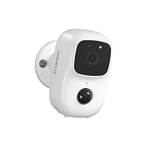 Homeviz Camara de Seguridad WiFi Camara de vigilancia