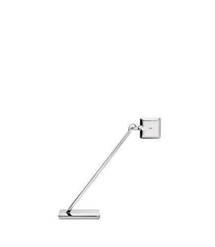 Flos Mini Kelvin LED Schreibtischleuchte, chrom poliert