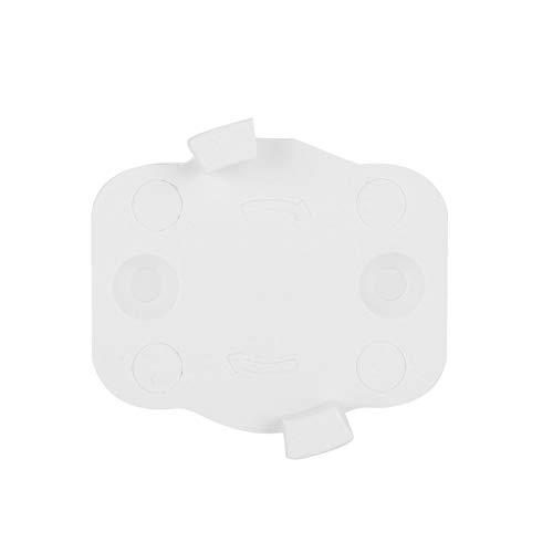 Hopcd Cámara de Video 1080P 2MP, cámara WiFi inalámbrica, Monitor para bebés/Mascotas, cámara de Monitor de Seguridad para el hogar CCTV Compatible con la aplicación Tuya - visión Nocturna(Blanco)
