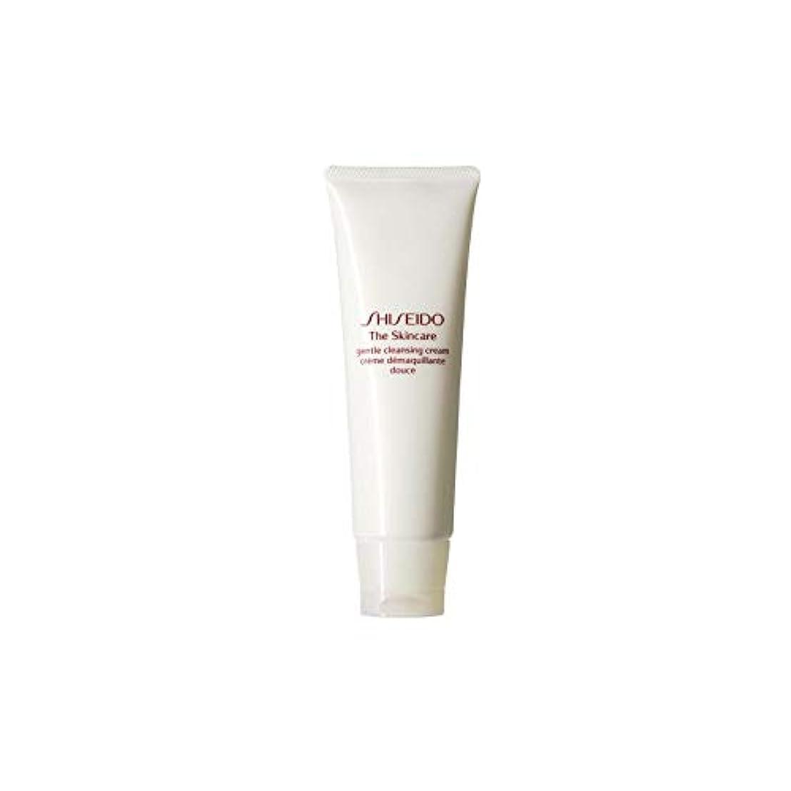 ソーダ水プレゼンター融合[Shiseido ] 資生堂スキンケアの必需品ジェントルクレンジングクリーム(125ミリリットル) - Shiseido The Skincare Essentials Gentle Cleansing Cream (125ml) [並行輸入品]