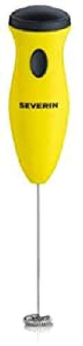 Severin SM 3594 Milchaufschäumer, gelb
