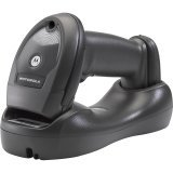 Zebra Symbol (Motorola) LI4278 Wireless Bluetooth Barcode Scanner, with Cradle and USB Cables,LI4278