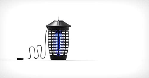 Mafiti Lampara antimosquitos electrica, luz UV matamosquitos eléctrica, Trampa para Mosquitos, Moscas...