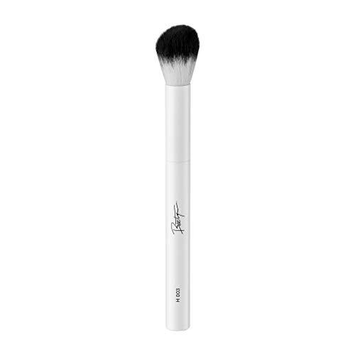 BEETIQUE® Highlighter Brush - H003 - Veganer Highlighter Make Up Pinsel Für Creme & Puder - Highlighter Kosmetikpinsel - Dichte Synthetische Pinselhaare - Optimales Auftragen von Schminke - 1 Stück