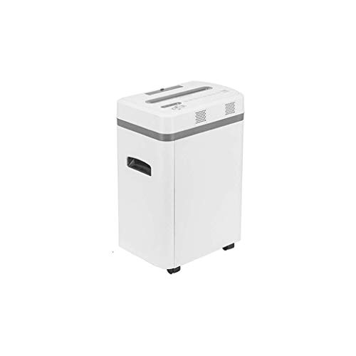 Lowest Price! XJJZS Shredder with Wheels-Professional Grade High Security 7-Sheet Micro-Cut Paper,...