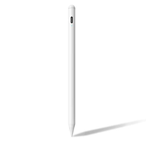mpio タッチペン デジタルペンシル (第三世代) 2018以降のipad対応 ホワイト MP-09