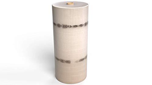 IMBALLAGGI 2000 - Rotolo Pluriball - 1,5 x 200 mt - Imbottitura per Imballaggio Bolle - Per la Protezione di Oggetti durante il Trasloco
