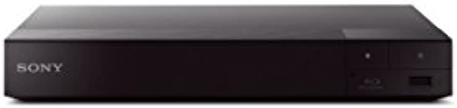 Sony BDP-S6700 4K Upscaling 3D Streaming Home Theater Blu-Ray Disc Player (Black)