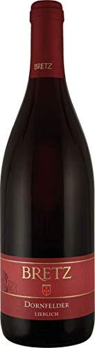 Ernst Bretz Dornfelder mild Rotwein 0.75 l