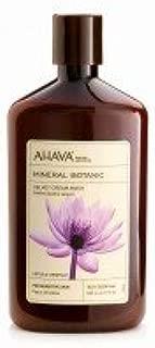AHAVA Mineral Botanic Cream Wash,Lotus, 500ml