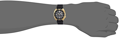 Fashion Shopping Seiko Men's Prospex Stainless Steel Automatic-self-Wind Watch with Silicone