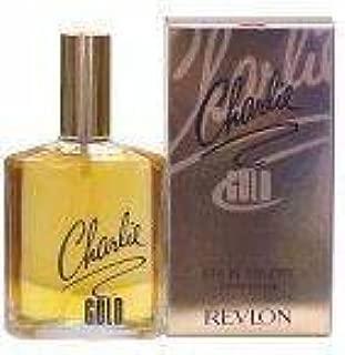 Charlie Gold by Revlon for Women 3.3 oz Eau De Toilette Spray