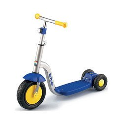 Kettler Roller Skiddy Kinder Roller mit Trittbremse 2-5 Jahre 90-110cm