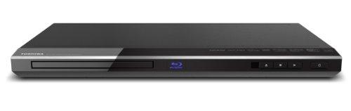 Toshiba BDX2250 WiFi-Enabled Blu-ray Disc Player, Black