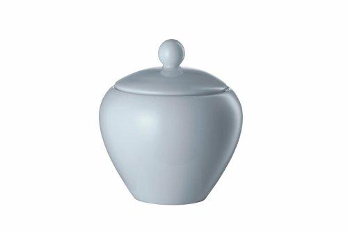 Hutschenreuther Zuckerdose für 6 Pers, Form: Eve, weiß