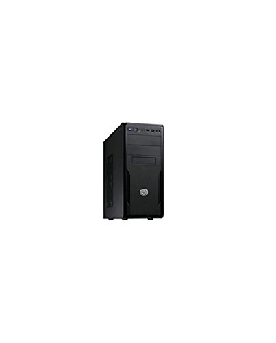 Cooler Master CM Force 251, Midi-Tower, Computer Case, Nero, FOR-251-KKN3