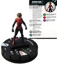 HeroClix Marvel Superior Foes of Spider-Man: Spider-Girl #008