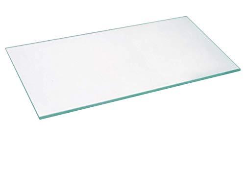OKO Tablero 110X70 CM Superficie Rectangular DE Mesa DE Cristal Vidrio Templado Material Vidrio