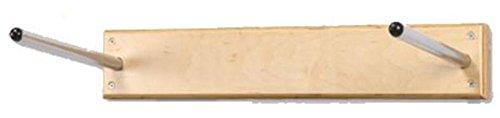 Wandaufhängung für ProfiGym Matten aus Holz