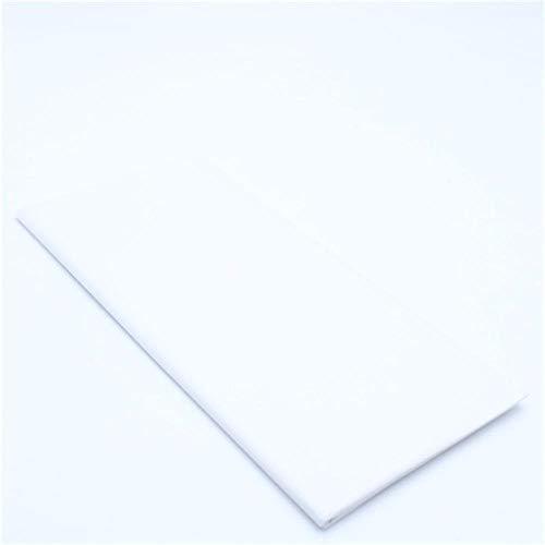 10 Stuks 50 * 65 Cm Tissuepapier DIY Handgemaakt Ambachtelijk Papier Bloemen Geschenkverpakking Bruiloft Feestelijk & Feest Woondecoratie Benodigdheden, wit