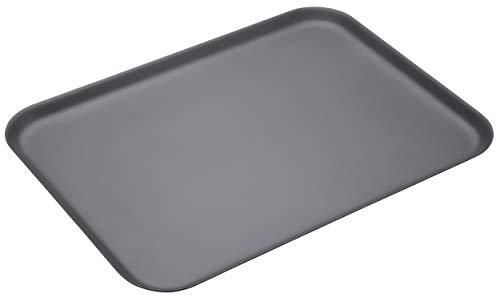 Kitchen Craft Backblech Professional Master Class 42x31x2cm, Aluminium, Schwarz, 28 x 18 x 18 cm