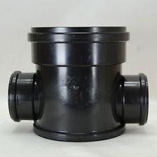 KG-Abwasserschacht Kontrollschacht DN300 Schachtboden Zulauf 1x160 Ablauf 1x160