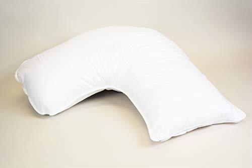 Down Alternative Side Sleeper Pillow (Petite)