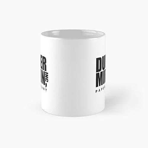 The Office Paper Company Taza clásica | El mejor regalo divertidas tazas de café de 325 ml