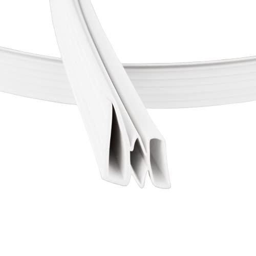 DL-pro Türdichtung 2m Universal zuschneidbar für Kühlschrank Gefrierschrank Kühl-Gefrier-Kombination Kühltruhe
