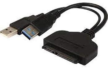 CABO USB PARA SATA USB 2.0 E 3.0 HD DISCO RÍGIDO SATA 2.5 RECUPERE DADOS DO HD