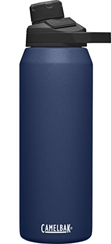 CamelBak Chute Mag SST Vacuum Insulated, Bottiglie Unisex-Adulto, Marina Militare, 1 Litres/32 oz