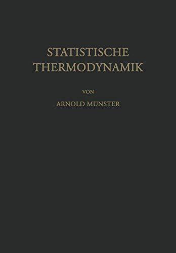 Statistische Thermodynamikの詳細を見る