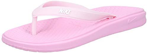 Nike Jungen Solay Thong (gs/ps) Dusch- & Badeschuhe, Mehrfarbig (Pink Rise/White/Pink Foam 000), 31 EU