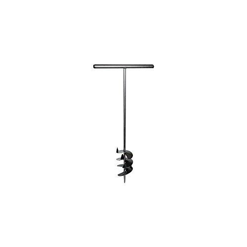Tarière en acier - D: 150 mm