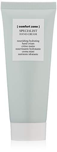 Comfort Zone Specialist - Crema para manos (75 ml, ultra hidratante, absorción rápida, aceite Sacha Inchi, pantenol, protectora, apto para veganos, ingredientes naturales