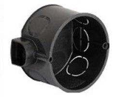 10er Set Unterputz Schalterdose mit Tunnelstutzen Ø 60 mm, 41 mm tief
