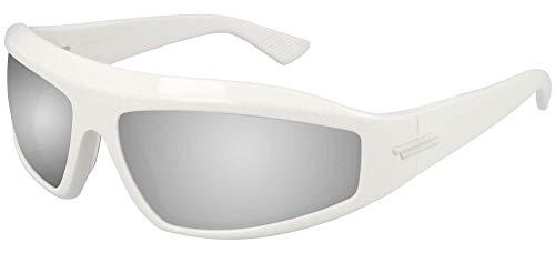 Bottega Veneta Gafas de Sol BV1078S White/Grey 68/16/120 hombre