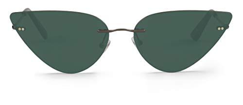 Mr. Boho | Embassy | Black Classic - Gafas de sol para hombre y mujer