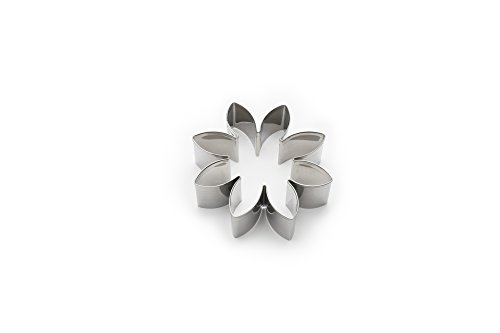 Fox Run 3362 Daisy Cookie Cutter, 3-Inch, Stainless Steel