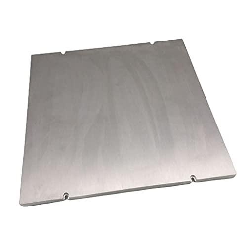 YDONGIIU Build Plate, 8mm V2.4 MIC-6 Super Flat Aluminum Build Plate for VORON 2 3d Printer (Size : 250x250mm)