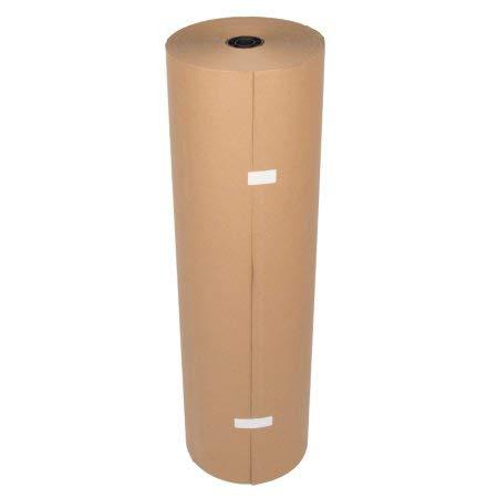 10 Rollen Natronpapier 75 cm x 300 m braun Natronmischpapier Polsterpapier Packpapier thumbnail
