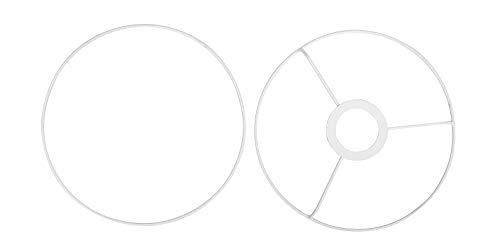 VBS Lampenschirmring-Set, Ø 20 cm