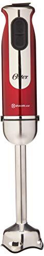 Mixer Quadriblade High Power, Vermelho, 110v, Oster