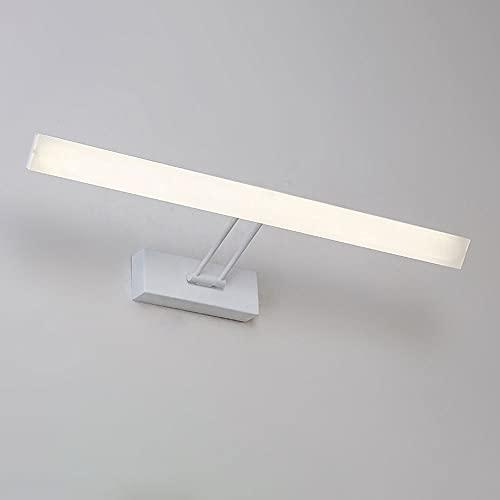 Luz LED De Espejo De Tocador Para Baño, Lámpara Frontal De Espejo De Maquillaje Moderno De 8 W Y 16,5 Pulgadas, Aplique Giratorio De Pared Para Tocador De Baño, Luces De Espejo De Tocador Para Tocador