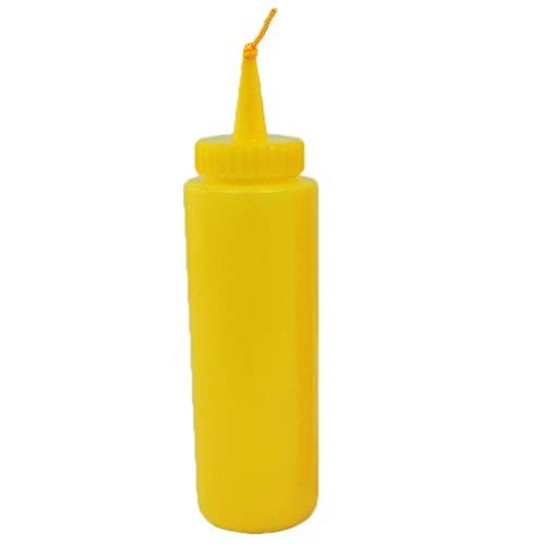 Novelty Phoney Fake Mustard Squirter Bottle