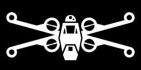 SUPERSTICKI drone drones pictogram omtrek sticker autosticker, wandtattoo professionele kwaliteit voor lak, ruit, enz. wasstraatbestendig