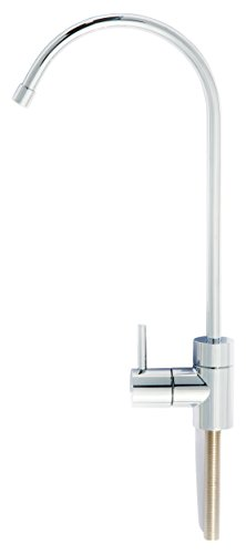 Carbonit Wasserhahn WS8 I Armatur für Wasserfilter DUO und VARIO I Küchenarmatur für Trinkwasserfilter