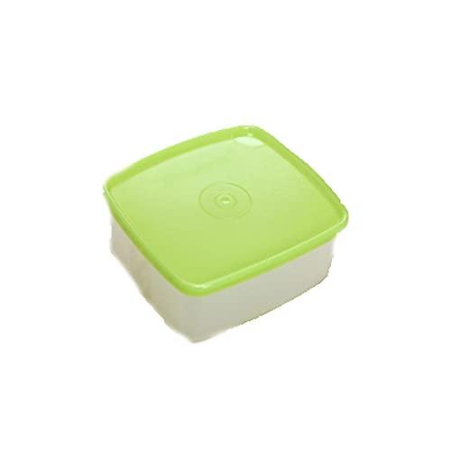 Fiambrera Los recipientes de plástico para la preparación de la comida con tapa, adecuados para la cocina, pueden contener frutas, verduras y otros ingredientes para mantenerse frescos.